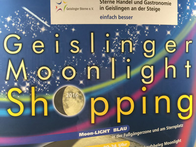 Moonlight-Shopping-Geislingen